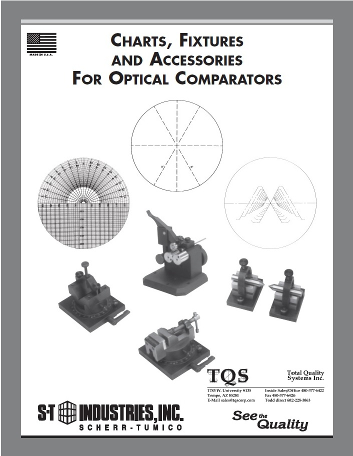 ST Charts and Fixture Catalog