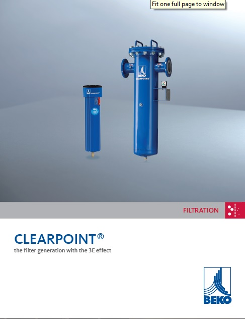 ClearPoint Filter System